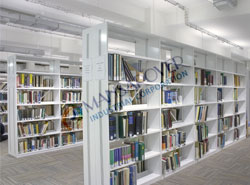 Modular Library Furniture
