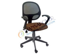 Black Office Mesh Chairs