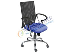 Design Low Back Mesh Chairs